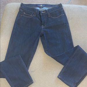 Lucky Sophia Skinny Ankle Jeans
